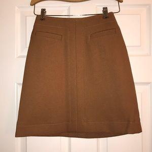 H&M Camel Mini Skirt 2